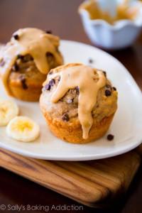 Skinny-Peanut-Butter-Banana-Muffins-7